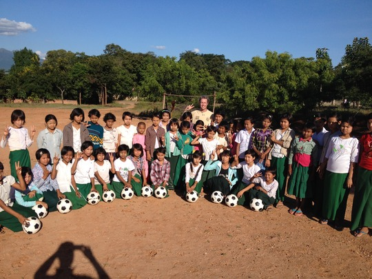 Special training for Palaung girls