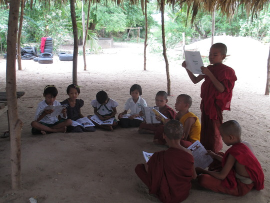 still not enough teaching spaces in monasteries