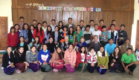 Democratic Education Forum Part III Kachin State