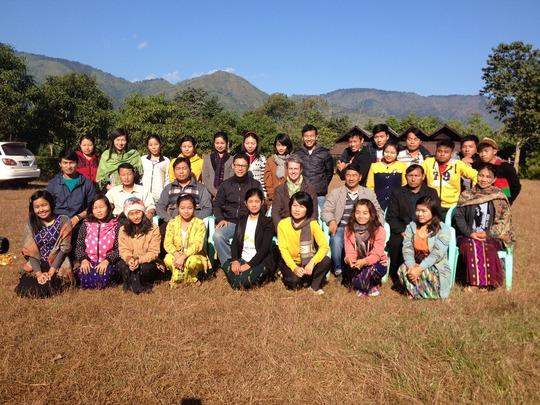 Kachin Teachers Training of Trainers