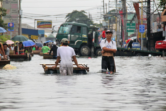 Aftermath - Philippines (photocredit:  AusAid)