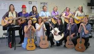 Teachers at Vista Academy