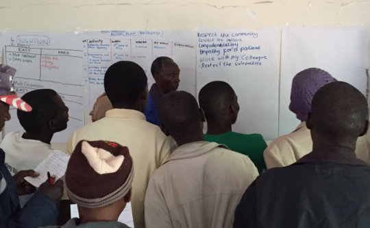 The value and values of Community Health Workers