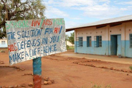 Community health education in rural schools