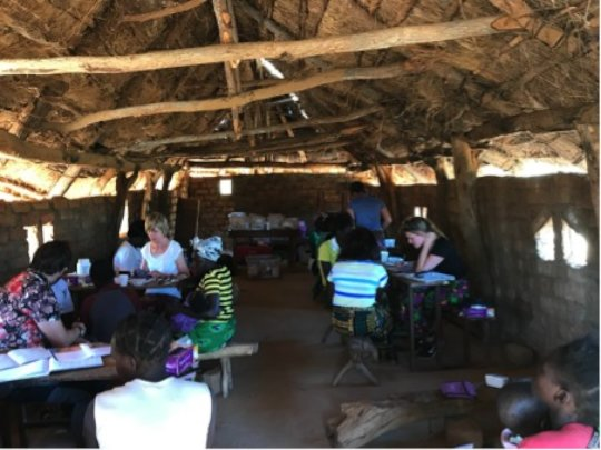 Treating Patients at a Rural Health Post