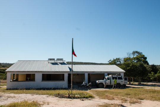 Chalimongela RHC  to benefit from solar power