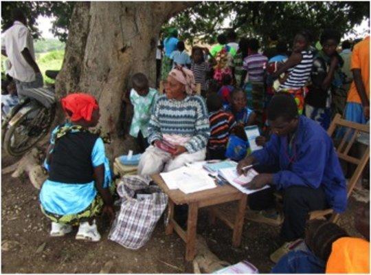 Child Weight Monitoring in Mapatizya