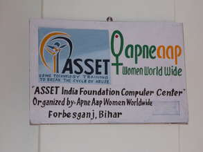 ASSET center-Forbesgunj