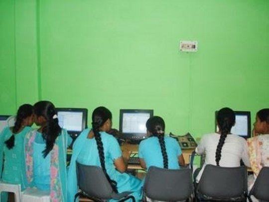ASSET-Delhi center- SMILE Foundation partner
