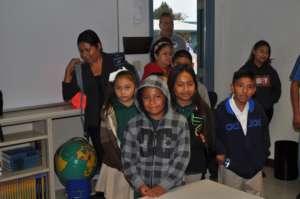 Washington Elementary Students