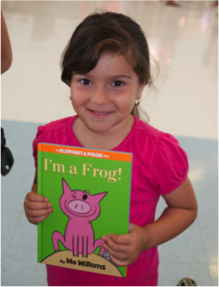 The love of learning begins with one book