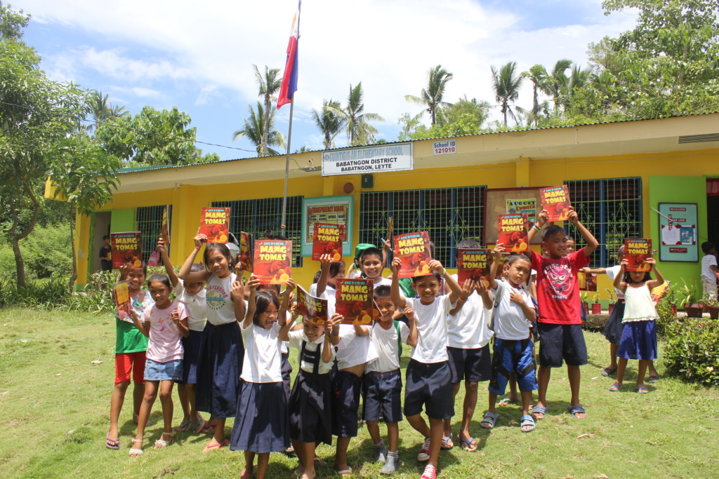 Distributing books in partnership with CANVAS