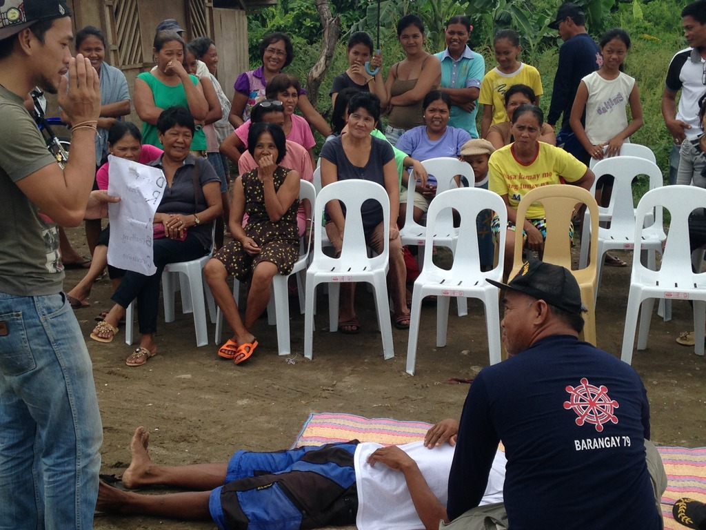 Our workshops were attended by community leaders