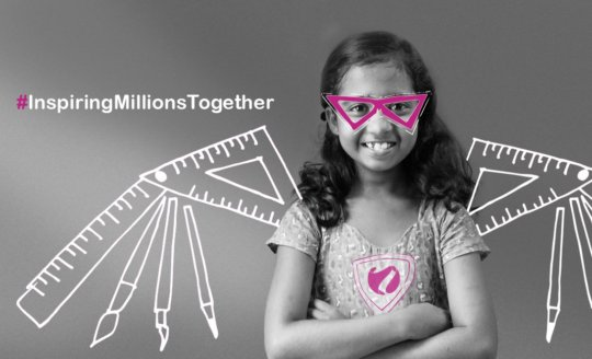 Inspiring Millions Together!