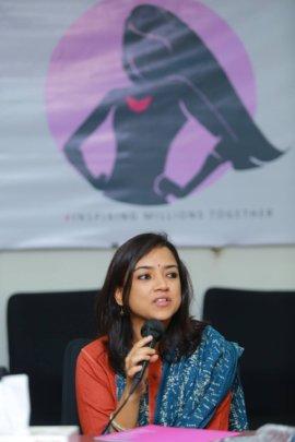 Nobonita Chowdhury, Editor of DBC News and Anchor