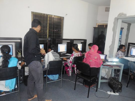 Computer Club and Lab