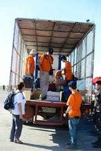 Psychosocial support for Typhoon Yolanda victims