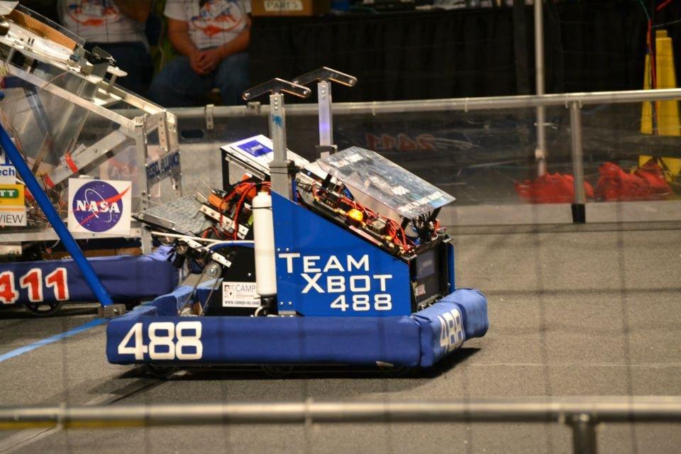 Team XBOT Regional Championships