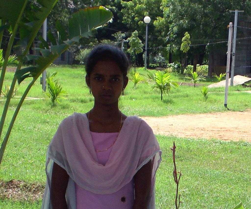 Help tribal girl study master degree