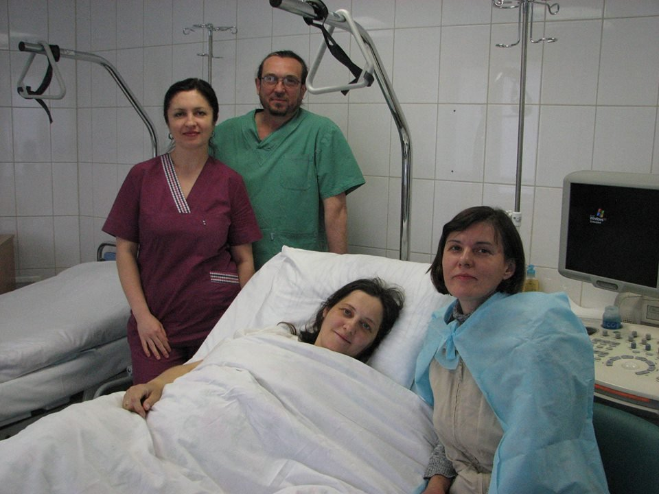 40-ys old patient from Kolomyia with own sister