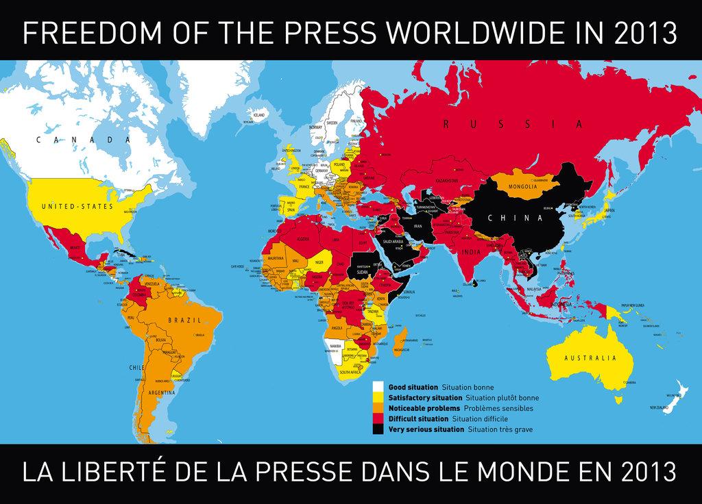 Support Press Freedom in  Vietnam