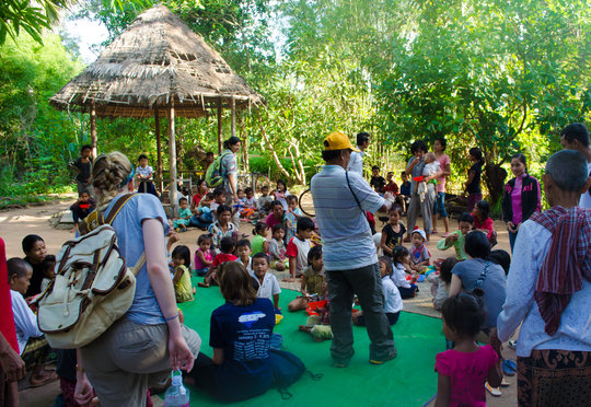 Improve Education & Health of Cambodian Families