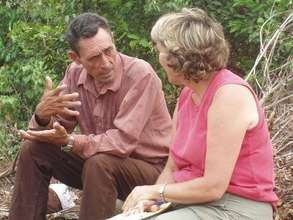 Mentoring in Nicaragua