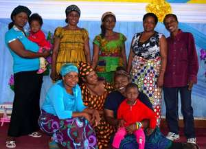 MamAfrica Team, or Family