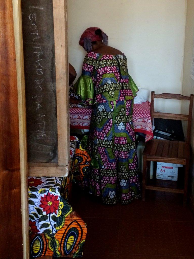 Mamafrica artisan, Bukavu DRC