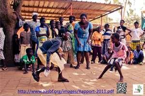 Dance des OEV du centre OASIS 3