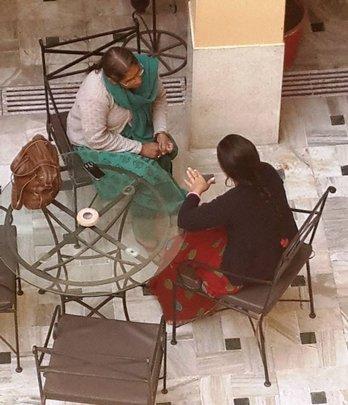 Mrs Manju Mehta Manager Panaah Shelter Services