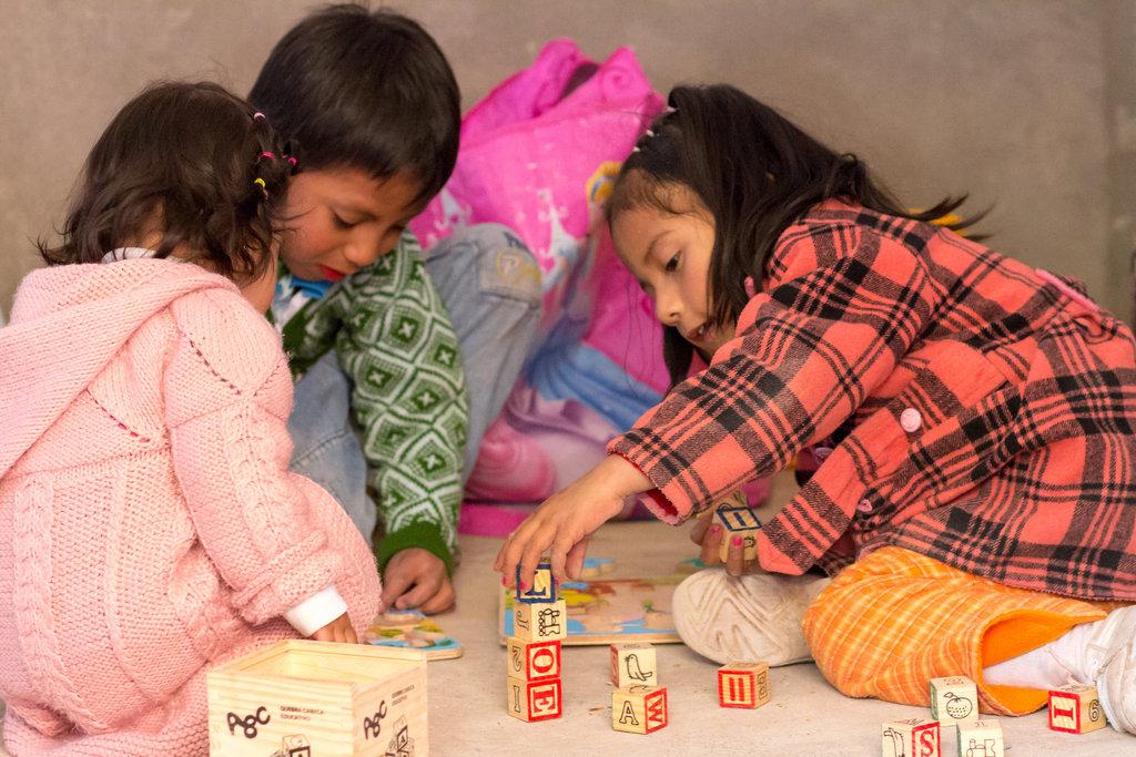 Improve nutrition of 150 children in Cusco