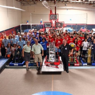 The Play Space - A Youth Robotics Makerspace