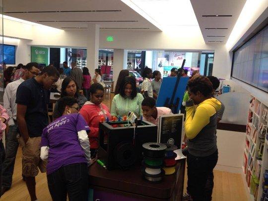 Inspire Student Entrepreneurs in DC