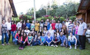 Visit to the Angostura Community