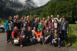 Group photo taken during GESA 2014