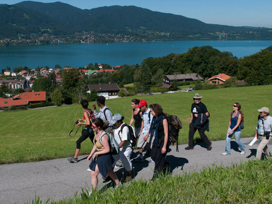 GESA begins with a Swiss Alps nature retreat