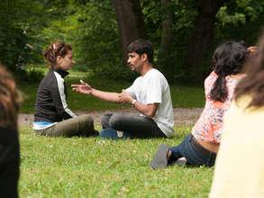 GESA promotes peer-to-peer interactive learning