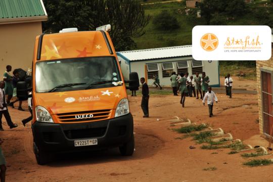 Wellness Wagon brings healthcare to communities
