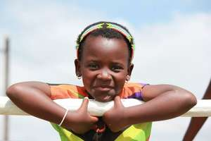 Support children orphaned by AIDS in South Africa