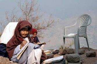 Educating 100 children in earthquake hit areas