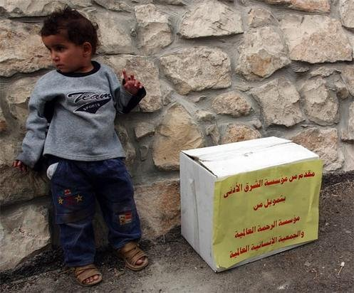 Ramadan's Special Opportunities in West Bank/Gaza