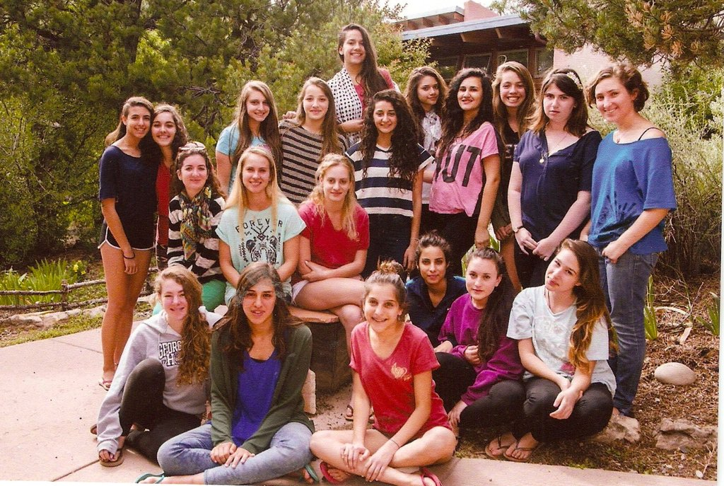 2014 Campers and Young Leaders
