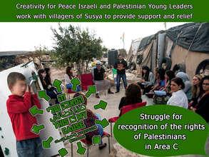 Young Leaders seek justice.