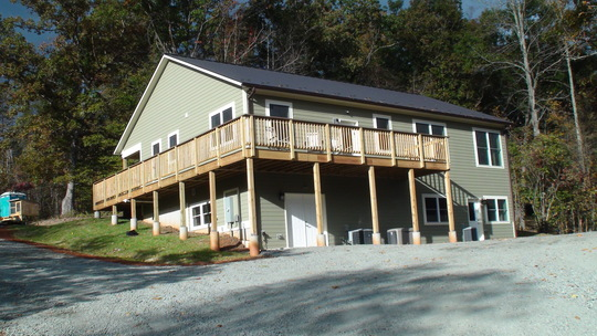 New Building with Occupancy Permit