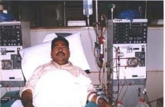 Providing Haemodialysis to Renal Failure Patients
