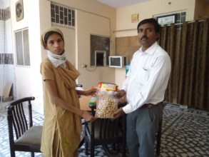 Nutrition Support to MDR TB Patient