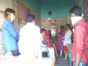 Meeting with Patients
