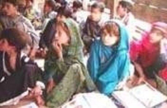 Educating 2400 vulnerable girls in Swat, NWFP