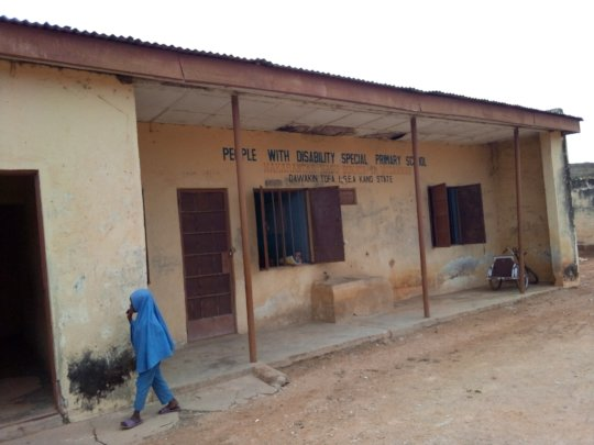 Our School, Persons Living With Disability